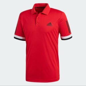 Adidas Club 3Str Polo Scarle Erkek Tişört CD6669