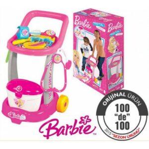 Barbie Oyuncak Doktor Seti Arabalı Doktor Seti