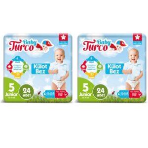 Baby Turco 5 Beden 24 Adet