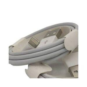 %100 Orjinal iphone 1 Metre Lightning USB Şarj Kablosu iphone 5 6 7 8 Plus X XS XR XS MAX şarj kablo