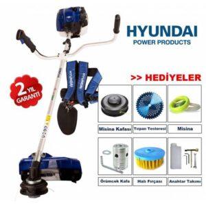 HYUNDAI HYX.55 MOTORLU YAN TIRPAN 2,3 HP