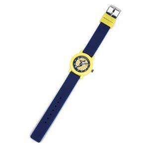 Çocuk Kol Saati Sarı Lacivert Taraftar Model Silikon Kordon Colıseum Çocuk Kol Saati Ç41