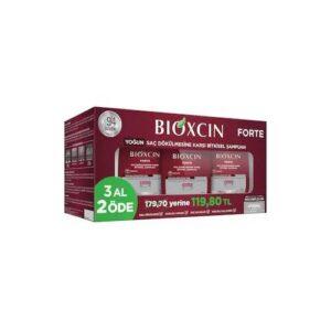 Bioxcin Forte Şampuan 3 Al 2 Öde - Yeni Ürün