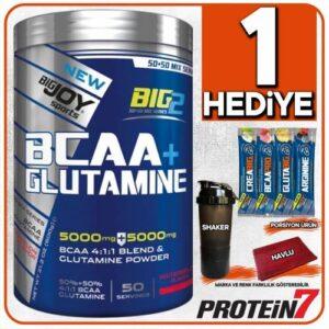 BigJoy BCAA + Glutamine 600gr - Karpuz Aromalı