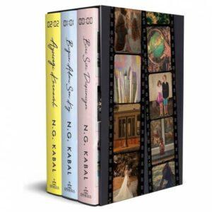 Gençlik Serüveni (3 Kitap Set) N. G. Kabal Ephesus Yayınları