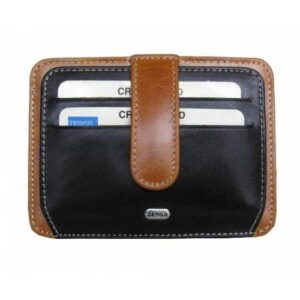 Orjinal Deri Cüzdanlı Kredi Kartlık 024-04 Garni Greyzi