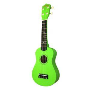 Jwin UK-2101 Soprano Ukulele Gitar - Yeşil