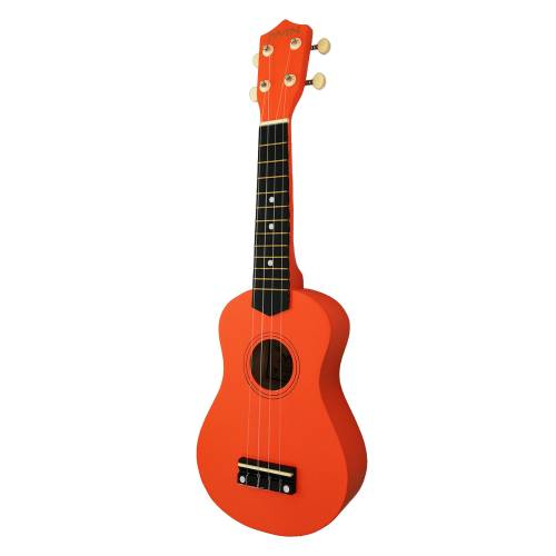 Jwin UK-2101 Soprano Ukulele Gitar - Turuncu
