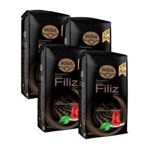 Doğuş Filiz Çay No:53 1 kg x 4 Paket -Tanıtım Fiyatı