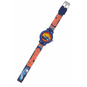 Çocuk Kol Saati Arabalı Model Silikon Kordon Colıseum Çocuk Kol Saati Ç76