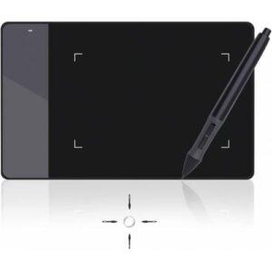 Huion 420 17.6cm x 11.5cm, 2048 Kademe Basınç Hassasiyetli, 4000LPI Çözünürlük Grafik Tablet (4 Adet
