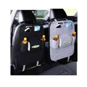 Araç İçi Eşya Düzenleyici Oto Koltuk Arkası Çanta Tablet Telefon Tutucu Çanta Araç İçi Organizer