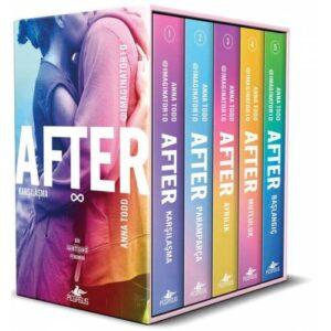 After Serisi Özel Kutulu Set (5 Kitap)