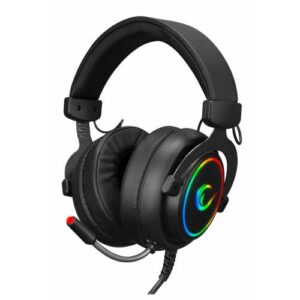 Rampage Rm-K11 X-Nova 7,1 Usb Surround RGB Ledli Gaming Oyuncu Kulaklığı Profesyonel Kulaklık