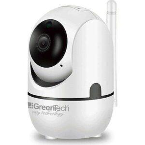 GREENTECH GT-IP110 1MP FULL HD WIFI HAREKETLİ IP KAMERA Bebek İzleme Kamerası