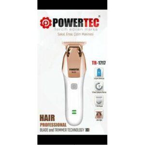 Powertec TR-1717 Beyaz