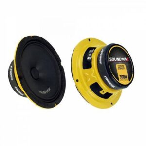 Soundmax SX - MX6 300 Watt 16 CM Profesyonel Midrange Hoparlör