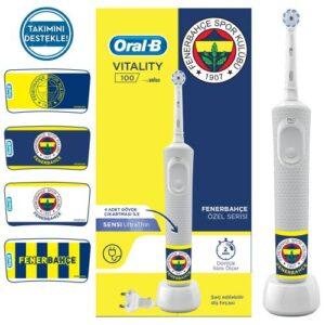 Oral-B Vitality D100 Fenerbahçe Serisi