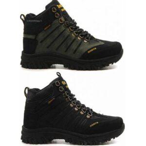 Dakırs 116 Ortopedi Soğuk Geçirmez Erkek Bot Ayakkabı (36-44)