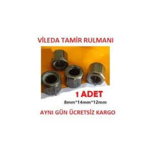 Vileda Tamir Rulmanı Turbo-Cambaz Marka Pedallı Temizlik Kovası