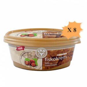 Fiskobirlik Fiskokrem Şekerli Sütlü Fındık Ezmesi 400 gr