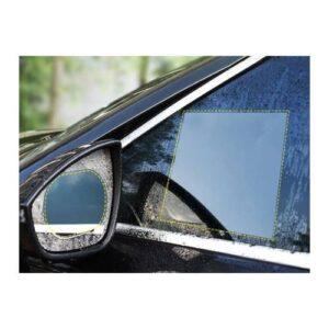 4 lü Set Oto Dış Ayna Yağmur Kaydırıcı Film Araba Yan Cam Dikiz Aynası Filmi Buğu Önleyici Su İtici