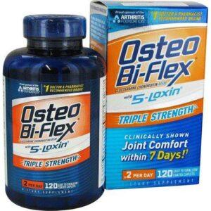 OsteoBiFlex 5-Loxin Triple Strength 120 Tablet S.K.T 05 2023