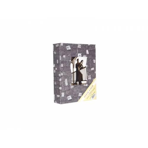 10x15 cm 200'lük Fotoğraf Albümü Gri ACR 96280