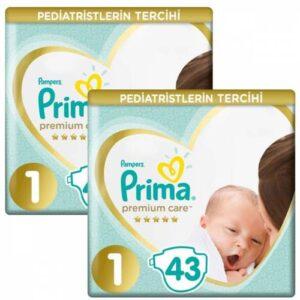 Prima Premium Care 1 Beden 43 Adet