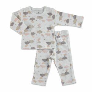 Ebebek Newborn Fashion Club Pijama Takımı