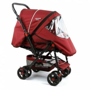 Diamond Baby P101 Yeni Dizayn Çift Yönlü Lüks Bebek Arabası - 2020 Model Yeni Üretim - 525WER2