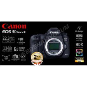 Canon EOS 5D Mark III Siyah