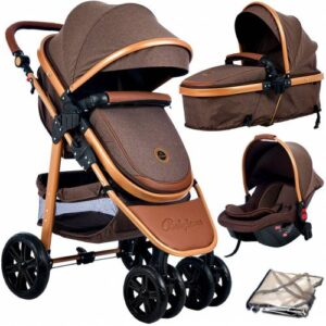 Baby Home 935 Trend Çift Yönlü Travel Sistem Bebek Arabası