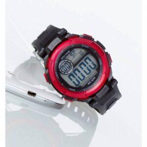 Spectrum D220100 Dijital Suya Dayanıklı Unisex Kol Saati HBV000006M8C9