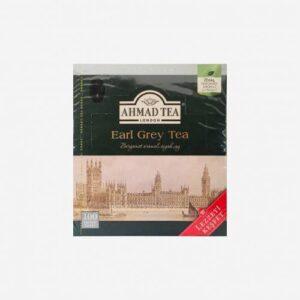 Ahmad Tea Earl Grey Bardak Poşet Çay 100'lü