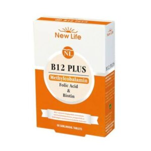 NewLife B12 Plus 60 Tablet ,SKT:05/2023