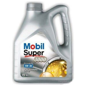 Mobil Super 3000 Formula FE 5W-30 4 litre