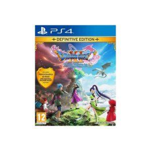 Dragon Quest Xı S Echoes Of An Elusive Age Definitive Edition Ps4 (Resmi Distribütör Ürünü)