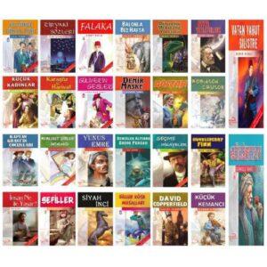 Timaş 3. ve 4. Sınıf İçin Meb Tavsiyeli 100 Temel Eser 26 Kitap