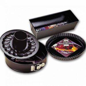 Kaiser Classic 4 Parça Kek Kalıbı Seti MADE İN GERMANY