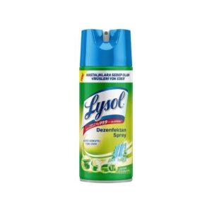 Lysol Bahar Ferahlığı Dezenfektan Sprey 400 ml