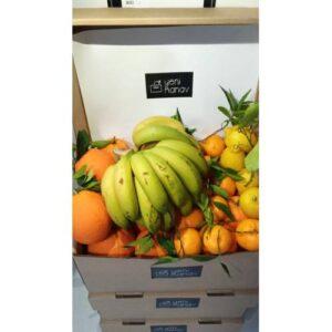 Karışık meyve paketi 10 kg