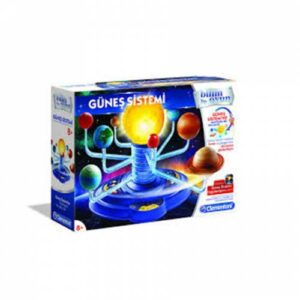 Eğitici Öğretici Güneş Sistemi Bilim ve Oyun 64445
