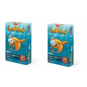 EasyFishOil Omega 3 30 Tablet Limon ve Portakal 2 Adet 02 2022