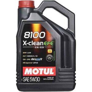 Motul 8100 X-Clean EFE 5W-30 4 litre