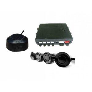 Ses İkazlı Park Sensörü +Ücretsiz Kargo(Siyah Lens)