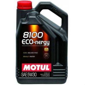 Motul 8100 Eco-Nergy 5W-30 5 litre