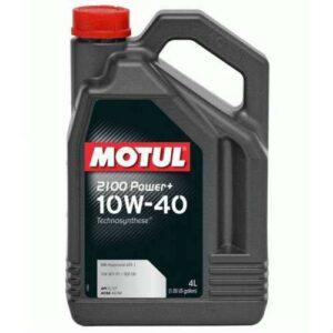 Motul 2100 Power+ 10W-40 4 litre