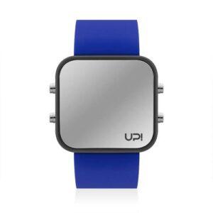 UPWATCH BLACK&BLUE