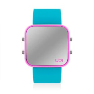 UPWATCH PINK&TURQUOISE